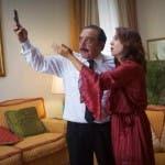 Don Matteo 12 - Nino Frassica e Elena Sofia Ricci