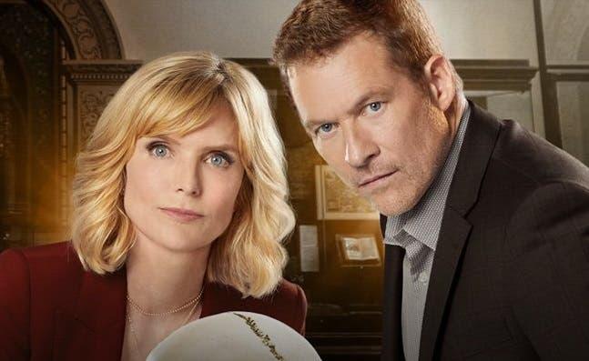 Emma Fielding - Courtney Thorne-Smith e James Tupper