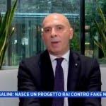 Fabrizio Salini, UnoMattina