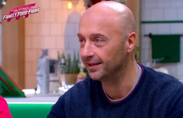 Family Food Fight - Joe Bastianich