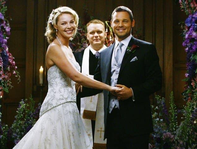Grey's Anatomy - Alex e Izzie