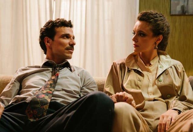 Il Cacciatore 2 -Francesco Montanari e Miriam Dalmazio