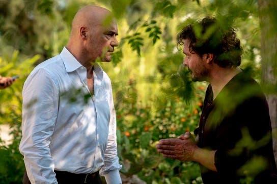 Il Commissario Montalbano - Luca Zingaretti e Fabio Costanzo