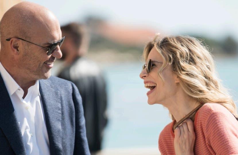 Il Commissario Montalbano - Luca Zingaretti e Sonia Bergamasco