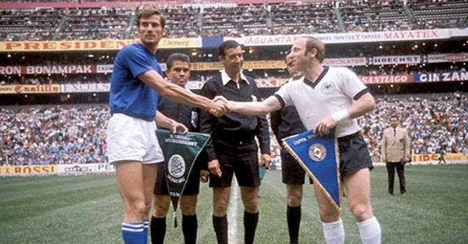 Italia-Germania di Messico '70