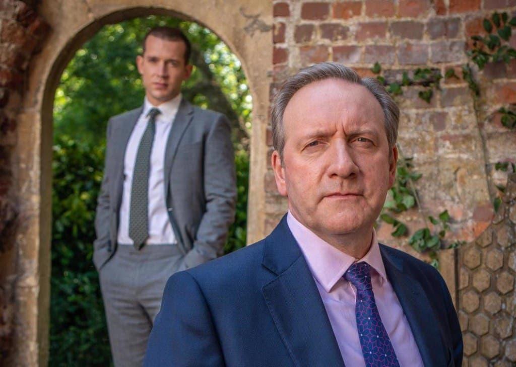 L'Ispettore Barnaby - Nick Hendrix e Neil Dudgeon