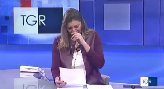 Maria Vittoria Morano - TgR Basilicata