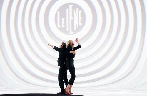 Savino e Marcuzzi - Le Iene