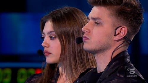Talisa e Jacopo - Amici 2020