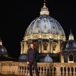 Alberto Angela in Stasera a San Pietro