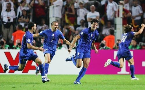 Italia-Germania 2006