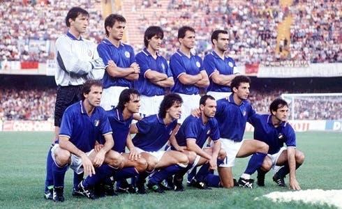 Nazionale Italiana - Mondiali Italia '90