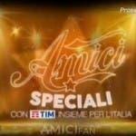 Amici Speciali - Con TIM Insieme per l'Italia