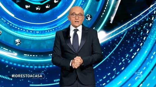 Grande Fratello Vip 2020, semifinale in diretta – Paola fina
