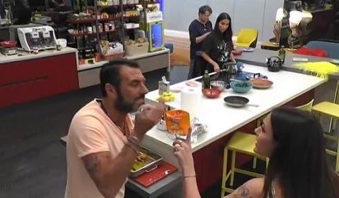 Sossio e Teresanna - GFVIP