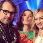 YarI Carrisi con Barbara D'Urso e Cristel Carrisi