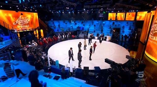 Amici Speciali, semifinale in diretta – Michele, Irama e Ale