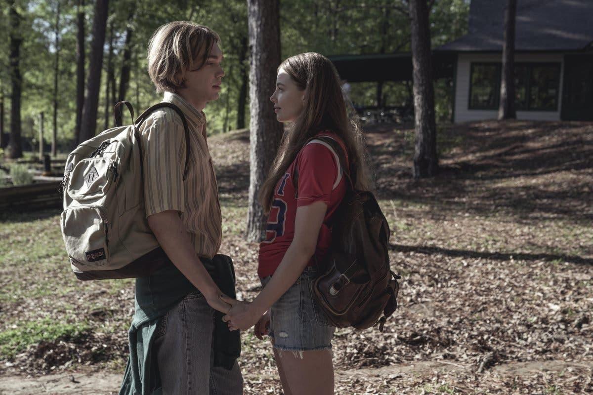 Charlie Plummer e Kristine Froseth