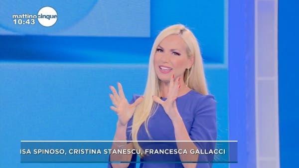 Mattino Cinque continua di nuovo senza Federica Panicucci: «