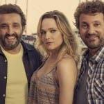 Flavio Insinna, Laura Chiatti, Leonardo Pieraccioni in Il Professor Cenerentolo