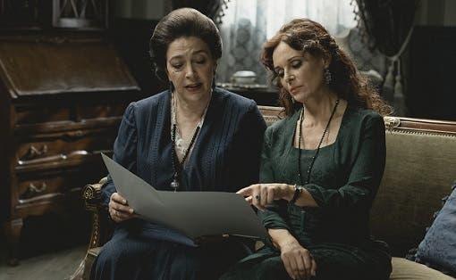 Francisca e Isabel - Il Segreto