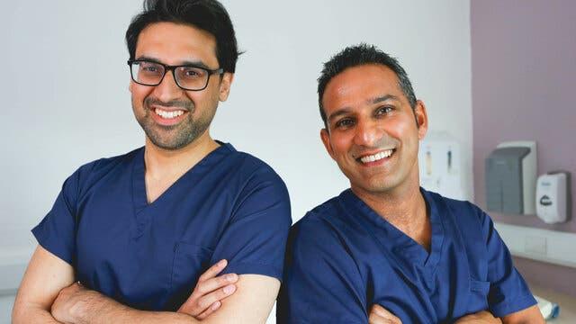 La Clinica del Pus - I dermatologi Adil Sheraz e Dev Shah