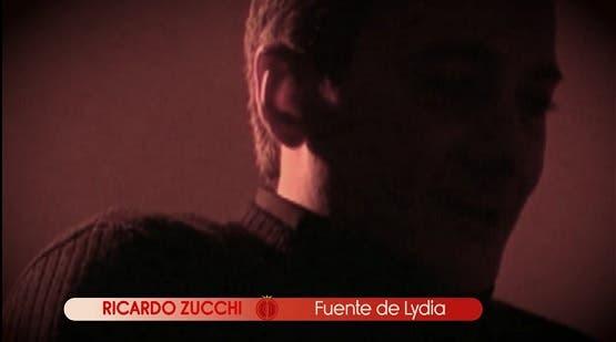 Ricardo Zucchi - Presunta fonte di Lydia Lozano