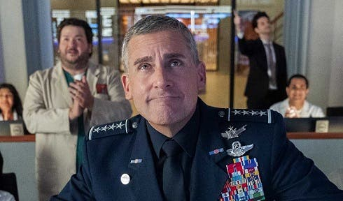 Steve Carell - Space Force
