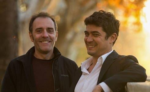 Valerio Mastandrea e Riccardo Scamarcio in Euforia