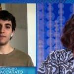 Luca Naccarato e Caterina Balivo