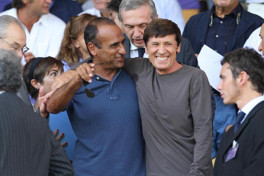 Carlo Conti e Gianni Morandi