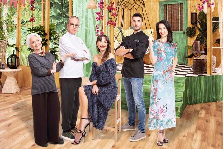 Bake Off Italia 2020 - Cast completo
