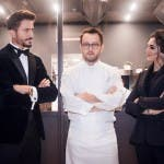 Chef  Save the Food - Marco Ferri, chef Alessandro Negrini e Chiara Carcano