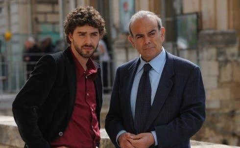 Michele Riondino e Andrea Tidona