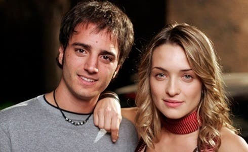 Nicolas Vaporidis e Carolina Crescentini in Notte prima degli esami - Oggi