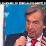 Roberto Burioni, Le Iene