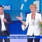 Roberto Poletti e Valentina Bisti - Unomattina