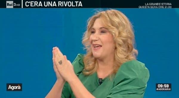 Serena Bortone - Agorà