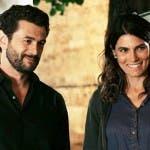 Vinicio Marchioni e Valeria Solarino in Quanto Basta