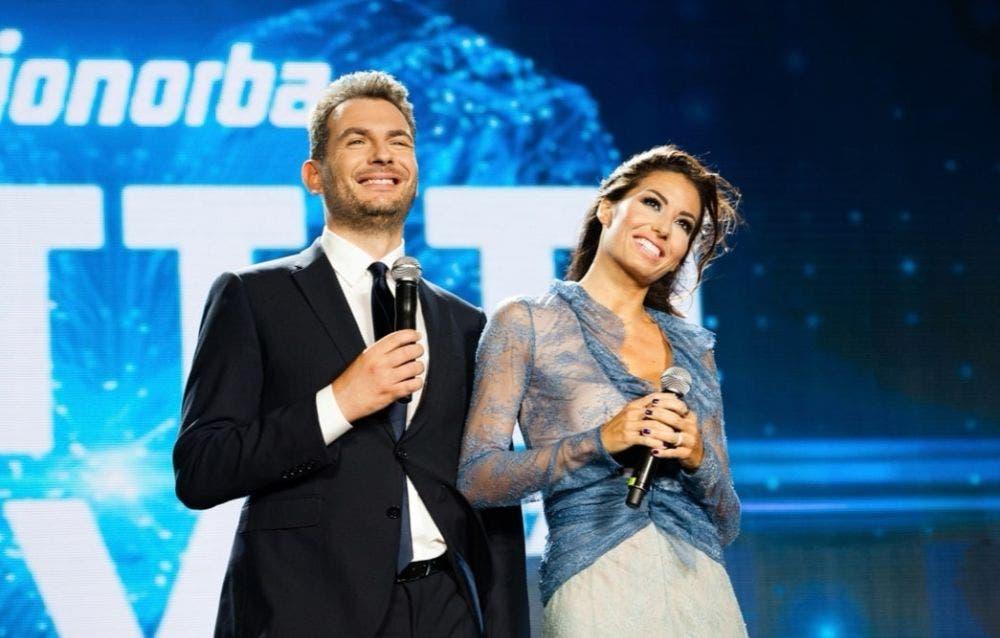 Alan Palmieri ed Elisabetta Gregoraci