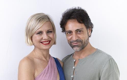 Antonella Elia e Pietro Delle Piane - Temptation Island 2020