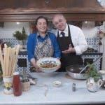 In cucina con Imma e Matteo