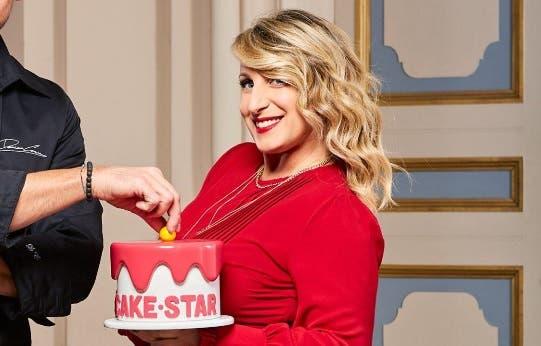 Katia Follesa - Cake Star