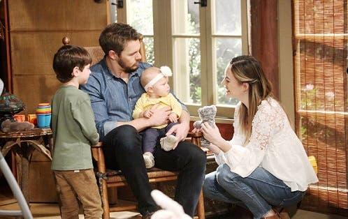 Liam e Hope con Douglas e Beth - Beautiful
