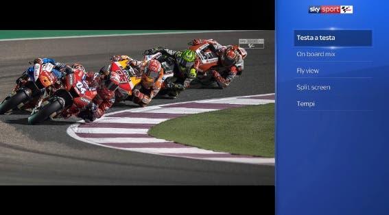MotoGP su Sky