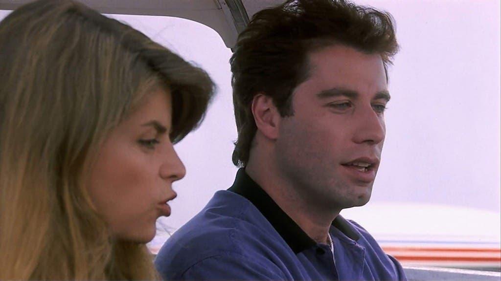 Senti chi Parla - Kirstie Alley e John Travolta