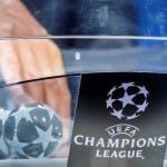 Sorteggi Champion League
