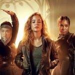 Warrior Nun - Netflix