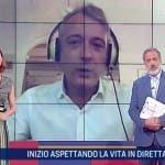 Andrea Delogu - Pierluigi Diaco - Mauro Masi (Vita in Diretta)
