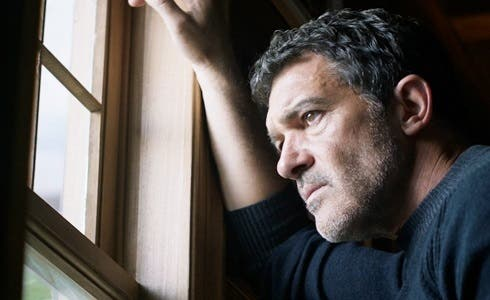 Antonio Banderas in Black Butterfly